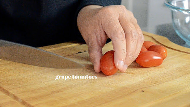tomatoes for guacamole