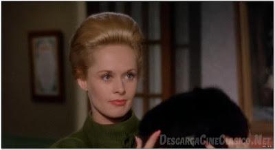 Tippi Hedren - Marnie la ladrona (1964)