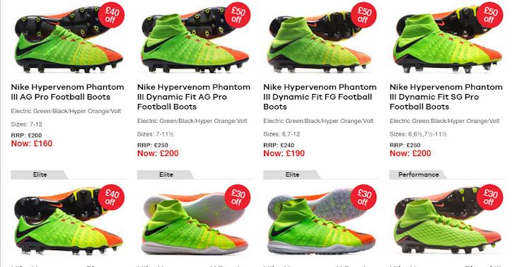 online store f8fc1 10eed spain nike hypervenom phantom ii fg sort fluorescent grøn ...