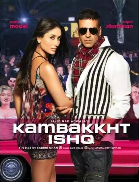 Kambakkht Ishq (2009) Hindi HD Movie 480p 720p