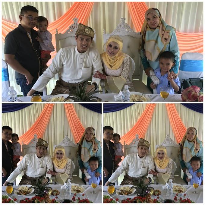 Kenduri Kahwin & Itik salai di Juasseh, Kuala Pilah