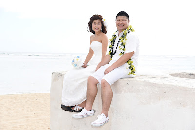 Honolulu Wedding Photos