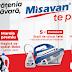 Concurs Misavan - Castiga o masina de spalat rufe Beko cu uscator