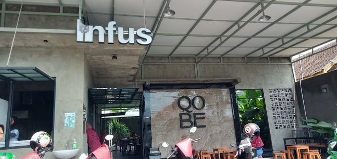 QO BE: Café Baru Bertema Industrialis di Pinggiran Kota Jember