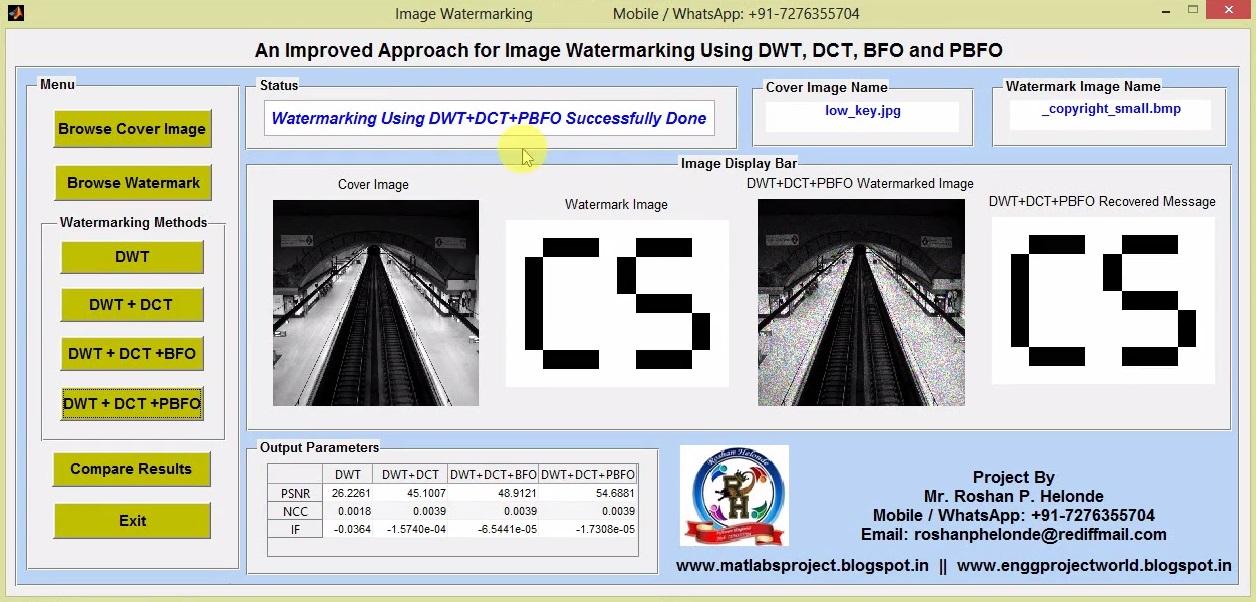 16 bit image matlab code
