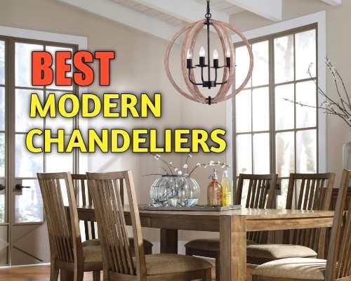 Best Modern Chandeliers