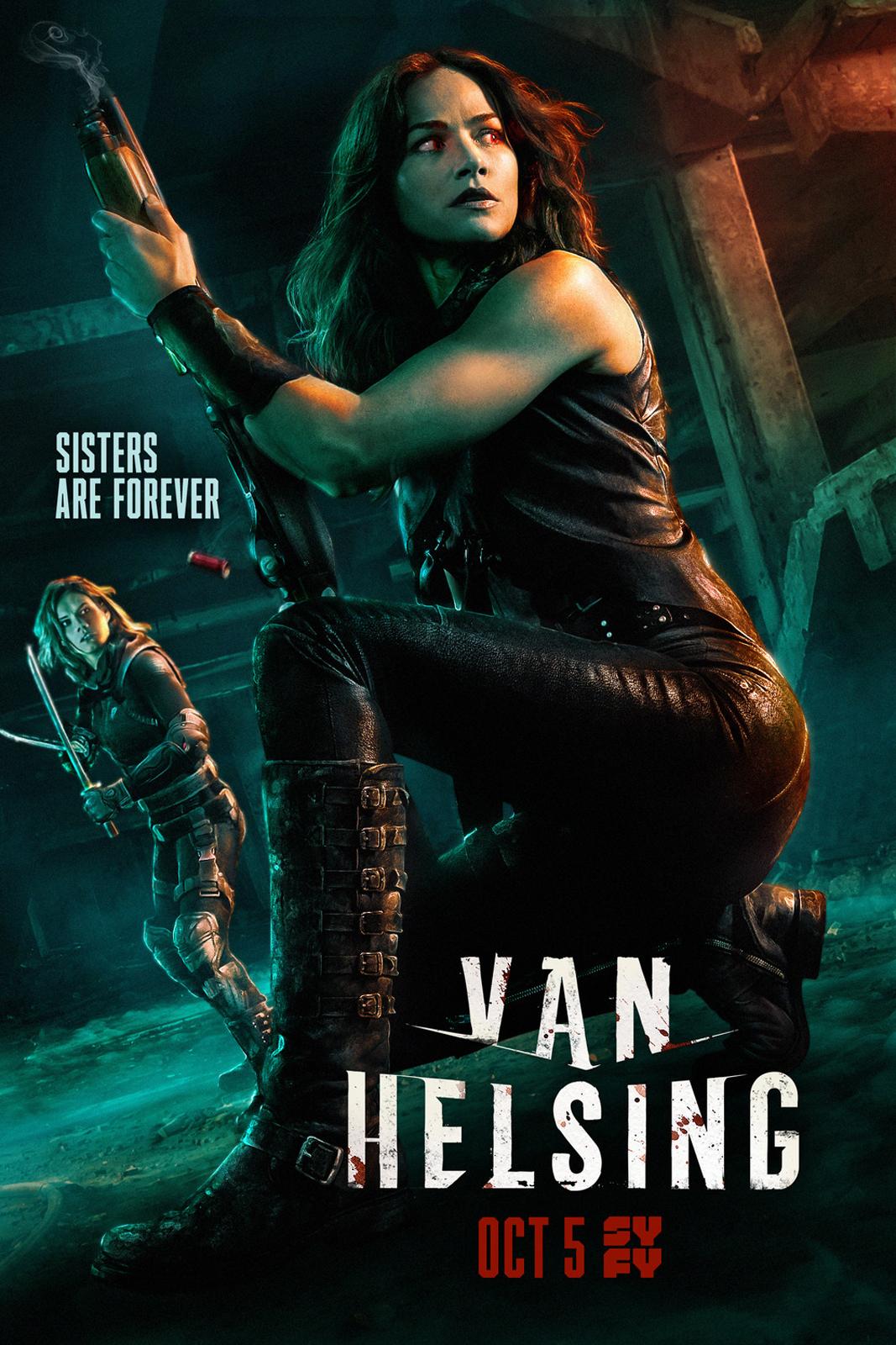 Van Helsing Serie Completa Dual 1080p