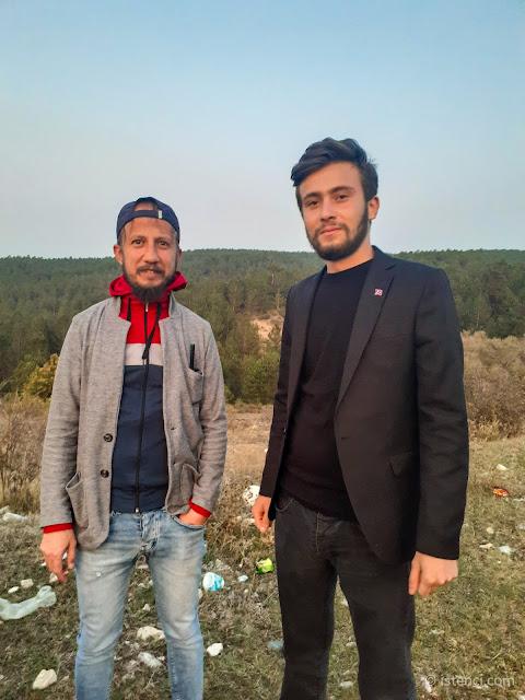 Adli Muhabir Gürkan Yılmaz ve Harun İstenci Kastamonu'da - 21 Ekim 2019