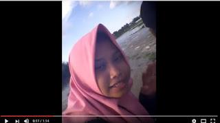 Video Cewek Makassar 'Sama Doi Bambangna Alo' Yang Jadi Viral