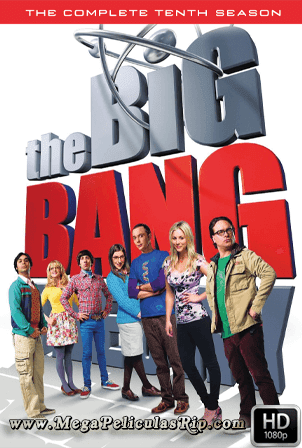 The Big Bang Theory Temporada 10 [1080p] [Latino-Ingles] [MEGA]