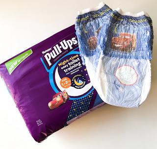 paquet de culotte de nuit huggies