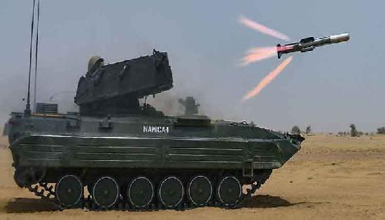 Nag+Missile