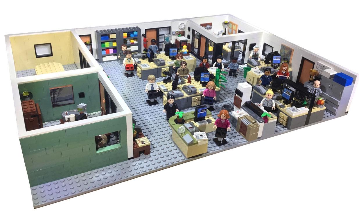 ザ・オフィス(アップデート版):The Office(Updated)