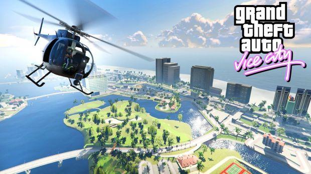 Mantan Artist Rockstar Ungkap Karya Visual Vice City GTA 6?