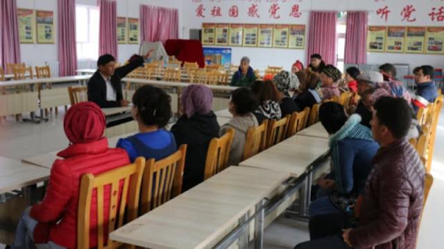 China Larang Muslim Xinjiang Ucapkan Assalamualaikum, tapi Ni Hao Ma