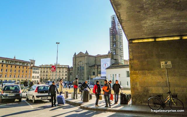 Estação Ferroviária de Santa Maria Novella, Florença
