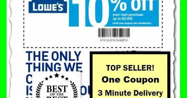 Lowes coupons june 2018 - Stores carry republic tea
