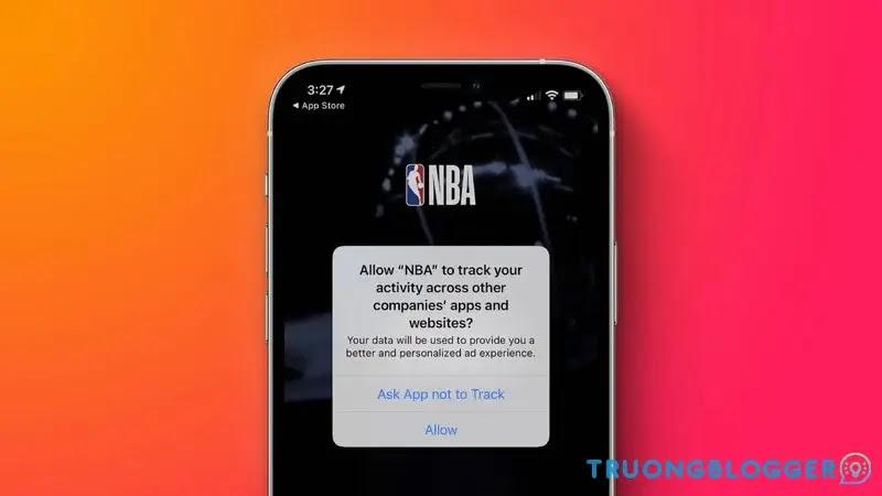 Cách chặn ứng dụng theo dõi hoạt động của bạn trên iPhone