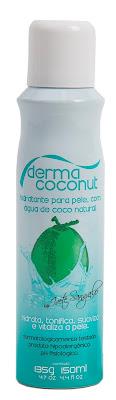 Dermacoconut by Ivete Sangalo Hidratante para Pele com Água de Coco Natural 150 ml