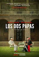 Estrenos de cine en España 5 Diciembre 2019: 'Los dos papas' de Netflix