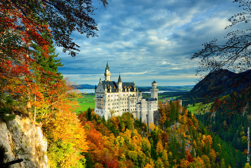 DELUXSHIONIST TRAVEL - GERMANY IN AUTUMN