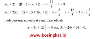 kunci jawaban matematika kelas 9 halaman 81, 82 latihan 2.1