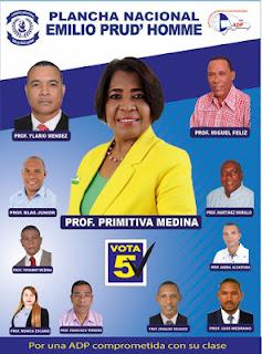 Candidatos Plancha Emilio Prud´Homme APD