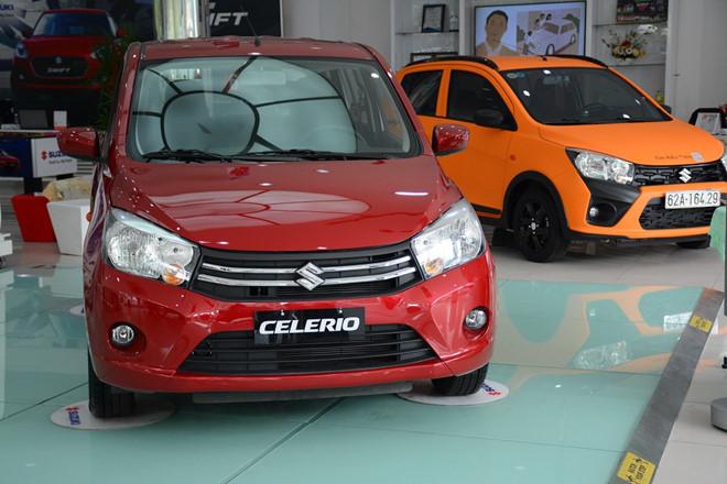 Ô tô nhập khẩu giá rẻ, vì sao Suzuki vẫn 'ế chỏng' tại Việt Nam?