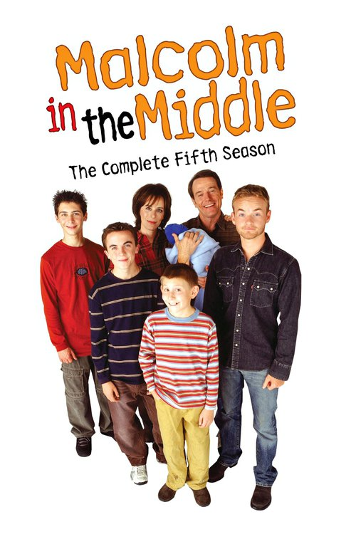 Malcolm in the Middle Temporada 5, 6 y 7 HD 720p Dual Latino/Ingles