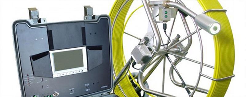 inspección tuberías cámaras TV Burjassot