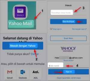 Cara Membuka Email Masuk Di Yahoo Lewat Hp Android