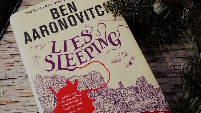 Lies Sleeping by Ben Aaronovitch
