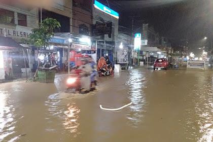 Wajo Kembali Diterjang Banjir, Bagi Warga Sudah Biasa