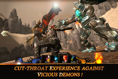 Heroes of The Rift MOD APK v1.2.0.3 Android | BRODROID
