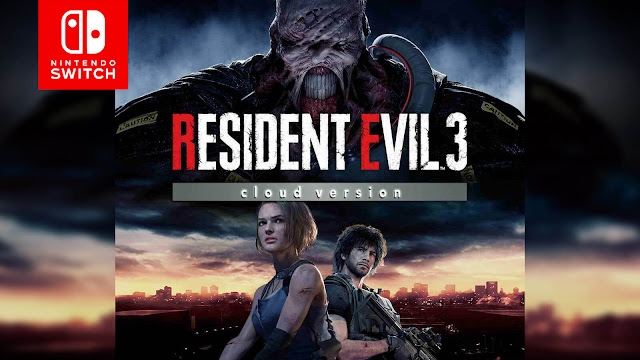 resident evil 3 remake cloud version nintendo switch leaked