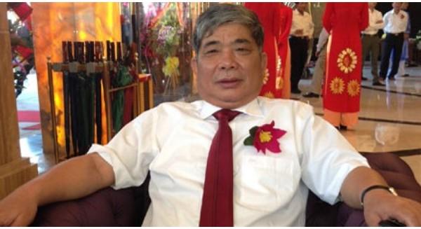 Chủ tịch hội đồng quản trị tập Đoàn Mường Thanh Ông Lê Thanh Thản