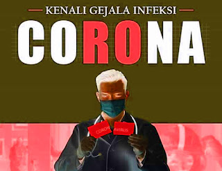 Ciri-Ciri Terkena Virus Corona dan Gejala Virus Corana Terhadap Orang yang Terinfeksi