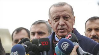 Erdogan: Rezim Asad Akan Membayar Harga Yang Mahal Karena Membunuh Tentara Turki