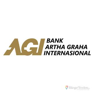 Bank Artha Graha Internasional Logo Vector
