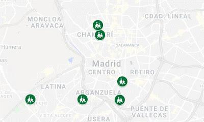 Revuelta Escolar Madrid Revueltaescolar colegios