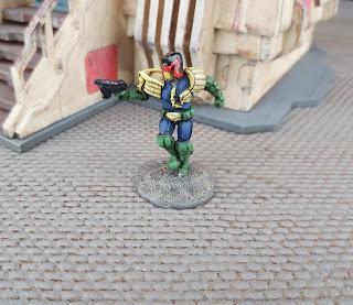 Warlord Games Street Judge
