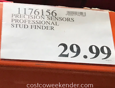 Deal for the Precision Sensors ProFinder 6000+ Professional Stud Finder at Costco