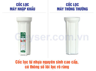 Địa chỉ mua Máy lọc nước nano Geyser ECOTAR 4 ( nhập khẩu chính hãng Russia ) tại Hà Nội