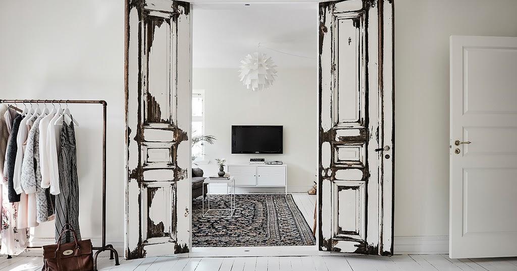 Vivir con estas fant sticas puertas alquimia deco - Alquimia deco ...