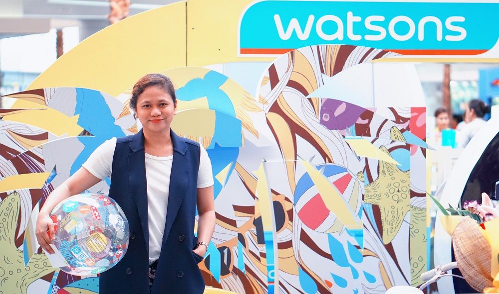#MakeYourSummer Sexy, Colorful and Sun-proof with Watsons