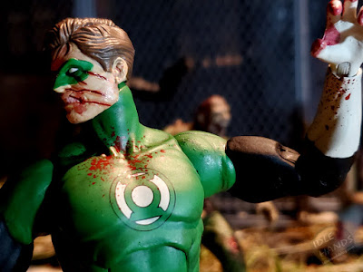 DC Direct DCeased Action Figures Green Lantern 001