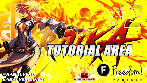 Kritika Online Gameplay #2 ★ Tutorial Area, Learning The Basics Of The Game
