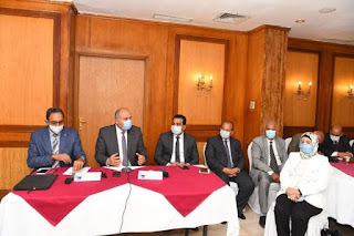 محافظة قنا تشارك في ورشة عمل ببرنامج التنمية المحلية