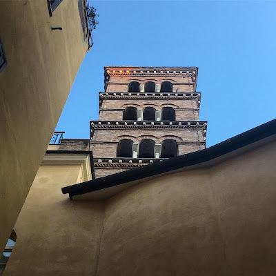 San Gregorio Nazianzeno Campanile