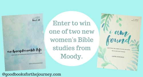 Giveaway of two women's Bible studies from Moody
